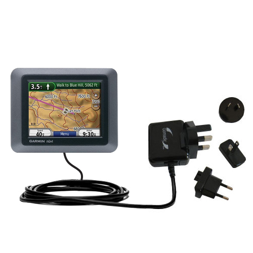 International Wall Charger compatible with the Garmin Nuvi 500