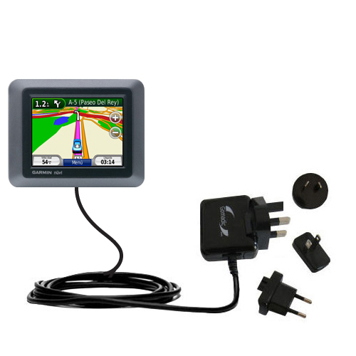 International Wall Charger compatible with the Garmin nuvi 510