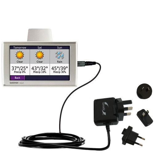 International Wall Charger compatible with the Garmin Nuvi 680