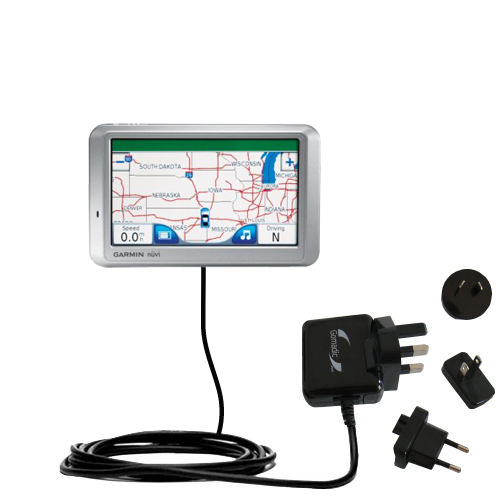 International Wall Charger compatible with the Garmin Nuvi 750
