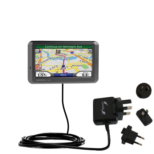 International Wall Charger compatible with the Garmin Nuvi 760 760T