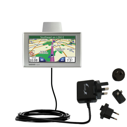 International Wall Charger compatible with the Garmin Nuvi 780