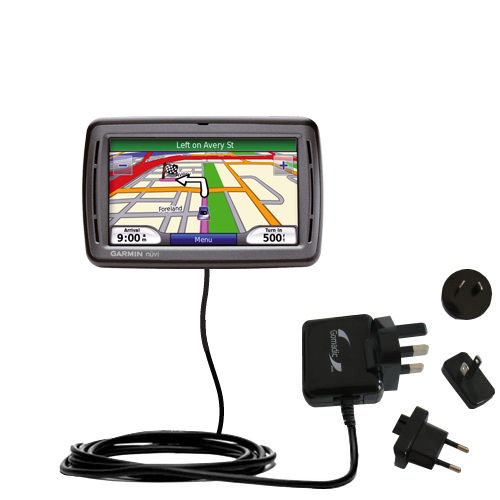 International Wall Charger compatible with the Garmin Nuvi 860