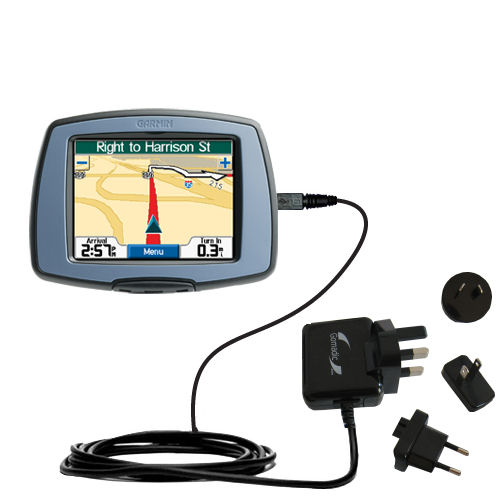 International Wall Charger compatible with the Garmin StreetPilot C310