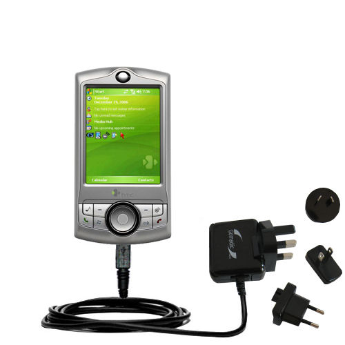 International Wall Charger compatible with the HTC P3350