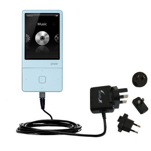 International Wall Charger compatible with the iRiver E300