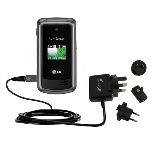 International Wall Charger compatible with the LG VX5500