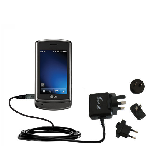 International Wall Charger compatible with the LG VX9700
