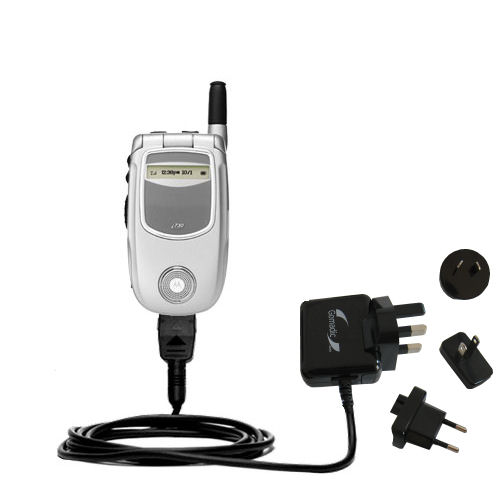 International Wall Charger compatible with the Motorola i730