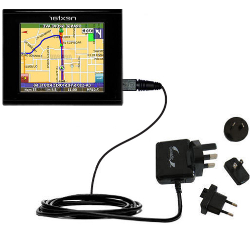 International Wall Charger compatible with the Nextar P3