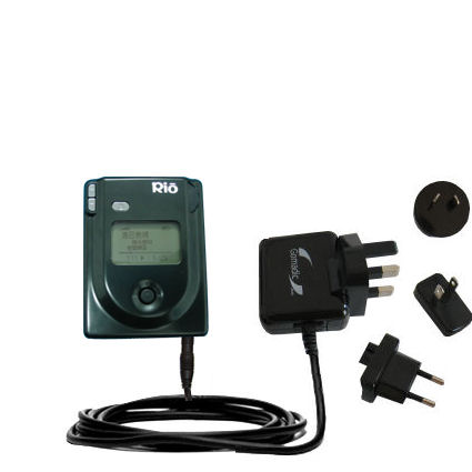 International Wall Charger compatible with the Rio Eigen