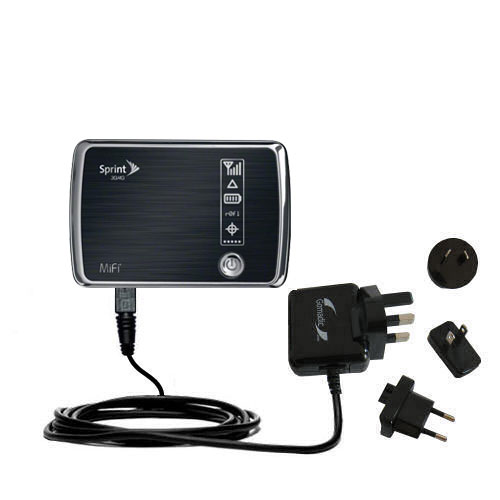 International Wall Charger compatible with the Sprint 3G/4G Mobile Hotspot