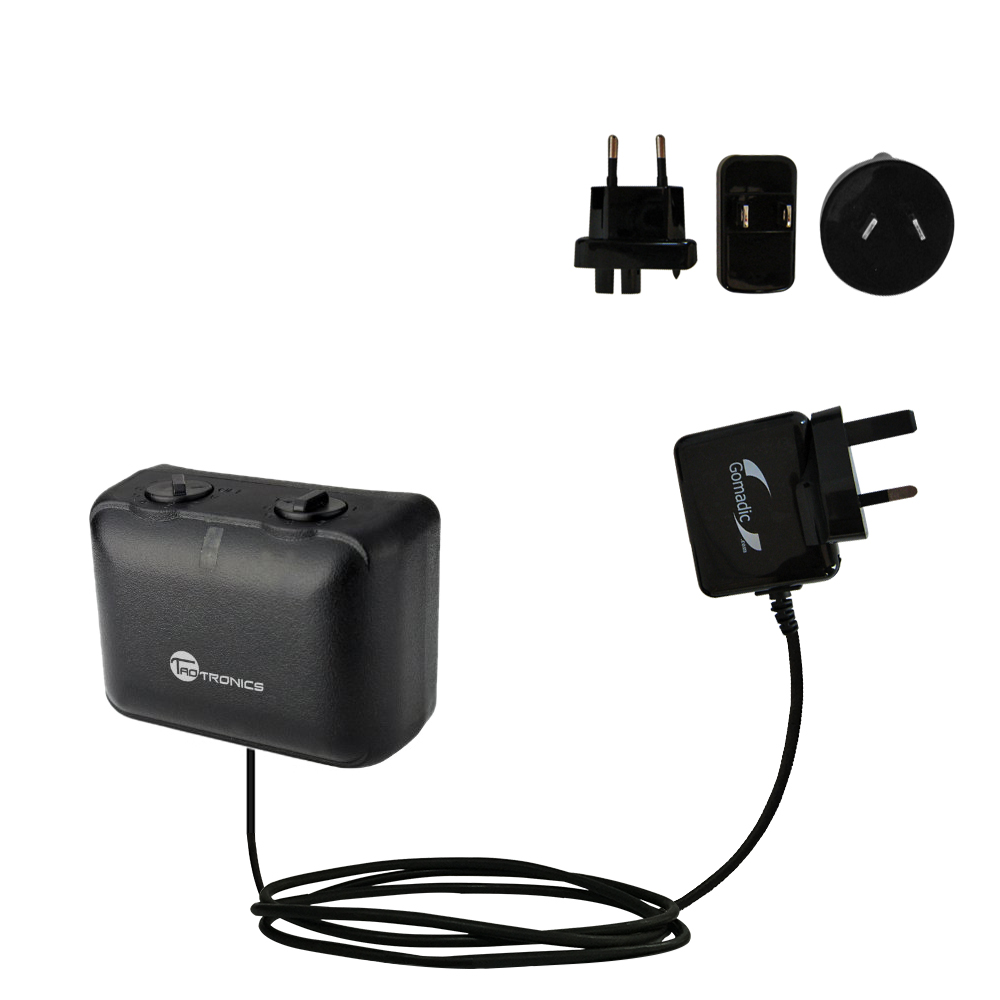 International Wall Charger compatible with the TaoTronics TT-PT06