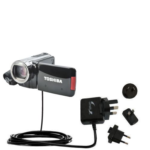 CAMILEO X100 HD Camcorder Accessories