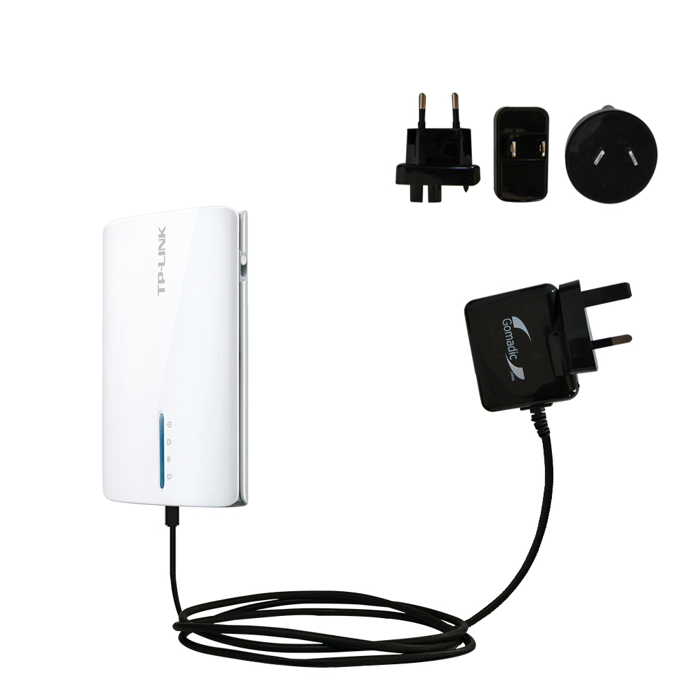 International Wall Charger compatible with the TP-Link TL-MR3040