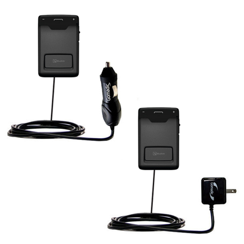 Car & Home Charger Kit compatible with the BlueAnt Sense Speakerphone