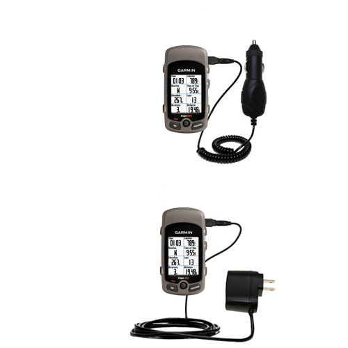 Car & Home Charger Kit compatible with the Garmin Edge