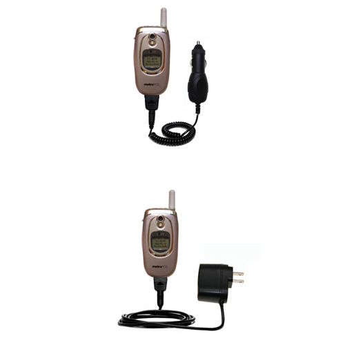 Car & Home Charger Kit compatible with the LG AX-4270