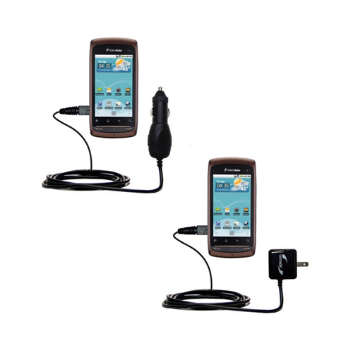 Car & Home Charger Kit compatible with the LG US740