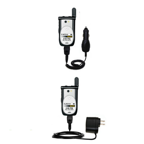 Car & Home Charger Kit compatible with the Nextel i920 i930