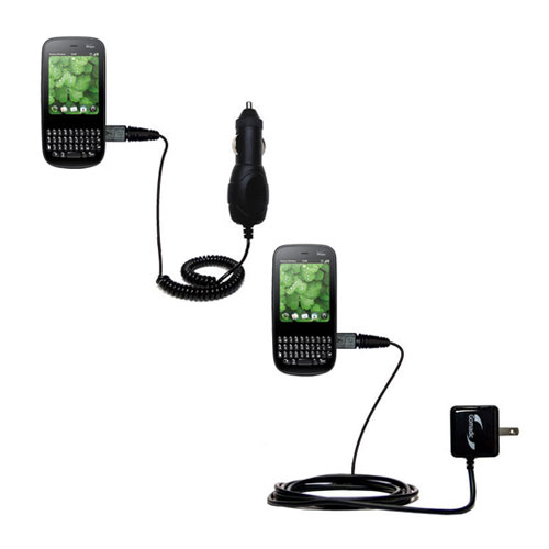 Gomadic USB Power Port Ready Retractable USB Charge USB Cable Wired specifically for The Palm Palm Centro and uses TipExchange