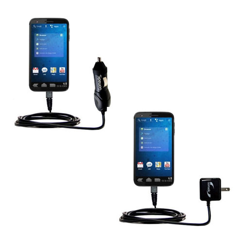 Gomadic compact and retractable USB Charge cable for Samsung I9250 USB Power Port Ready design and uses TipExchange