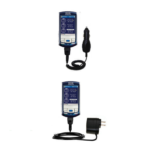 Charge and Data Sync with the same cable Built with Gomadic TipExchange Technology Hot Sync and Charge Straight USB cable for the Sprint IP-830w