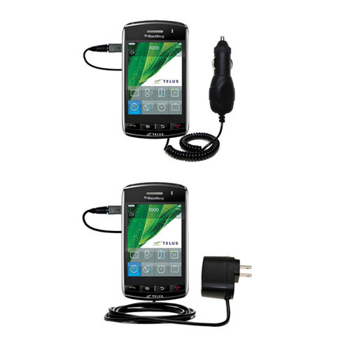 Car & Home Charger Kit compatible with the Verizon Storm