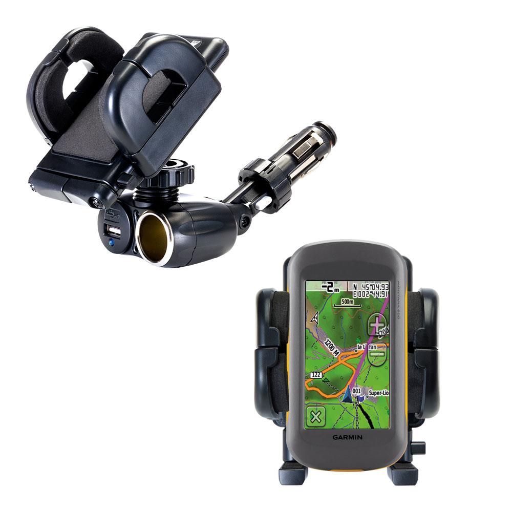 USB / 12V Charger Car Cigarette Lighter Mount and Holder for the ...