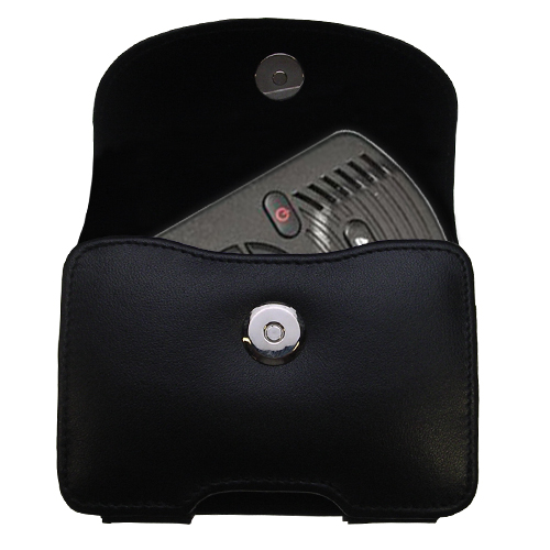 Black Leather Case for Sirius One SV1