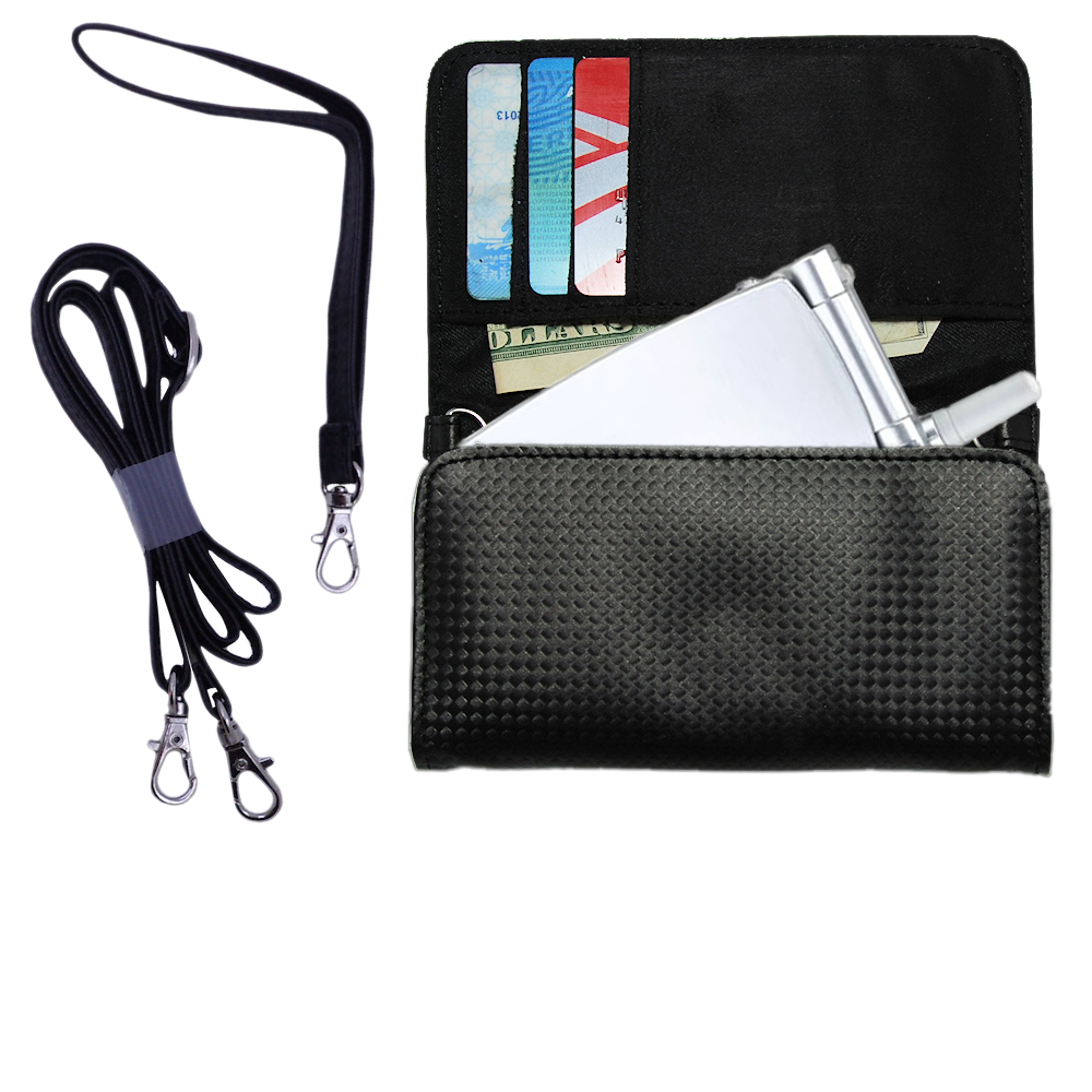 Purse Handbag Case for the LG G4010  - Color Options Blue Pink White Black and Red