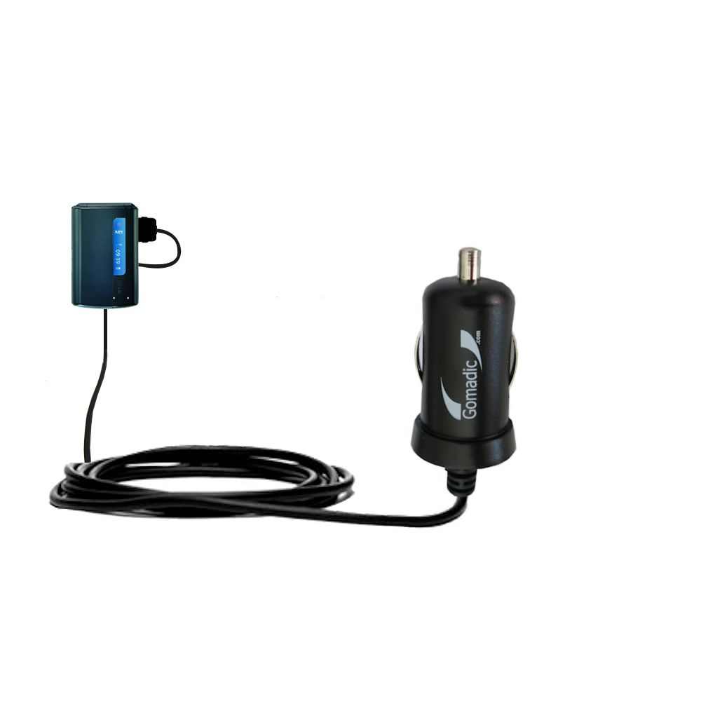 Mini Car Charger compatible with the LG HB620T DVB-T