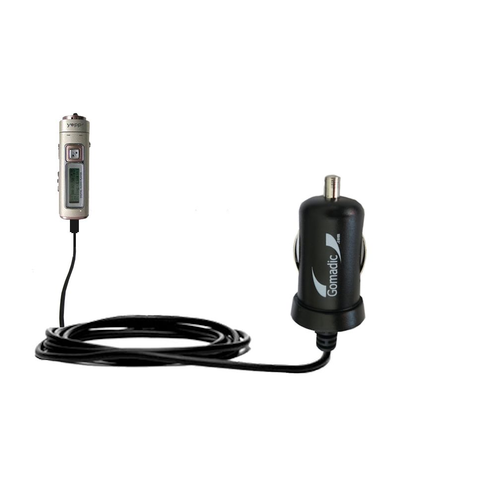 Classic Straight USB Cable for the Samsung Yepp YP-55V with Power Hot Sync and Charge Capabilities Uses Gomadic TipExchange Technology