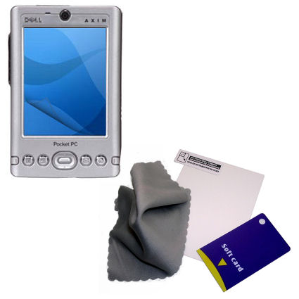 Screen Protector compatible with the Dell Axim x3 x3i