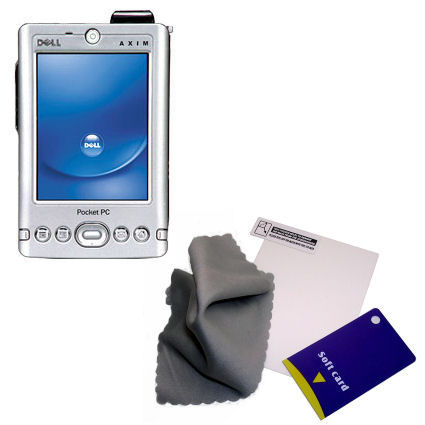 Screen Protector compatible with the Dell Axim x3i