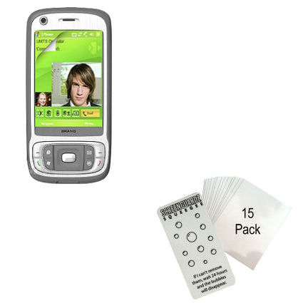 Screen Protector compatible with the HTC Kaiser