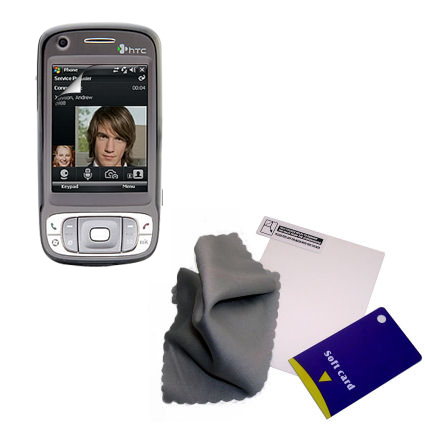 Screen Protector compatible with the HTC TyTN II