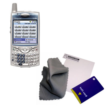 Screen Protector compatible with the Verizon Treo 650