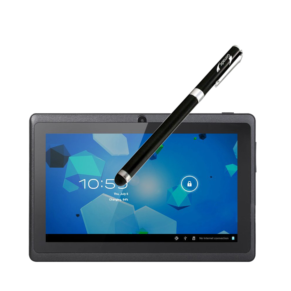Android Allwinner A13 compatible Precision Tip Capacitive Stylus with Ink Pen