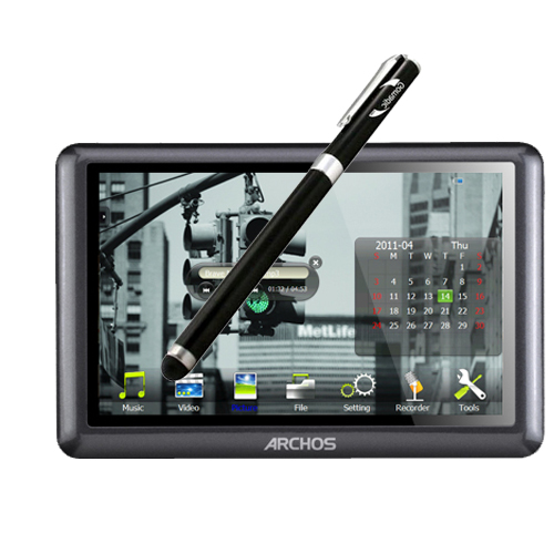 Archos 50b Vision compatible Precision Tip Capacitive Stylus with Ink Pen