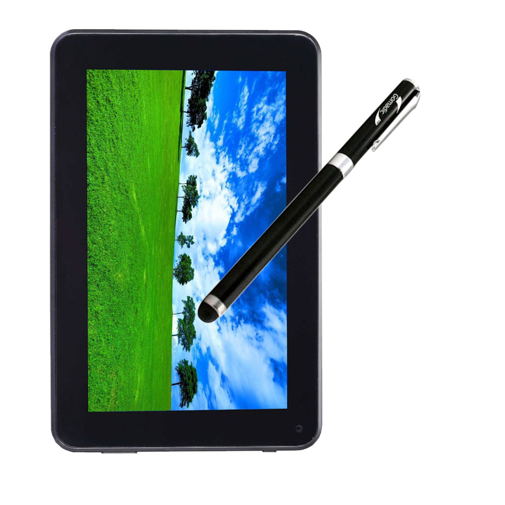 Double Power D7020 D7015 7 inch tablet compatible Precision Tip Capacitive Stylus with Ink Pen