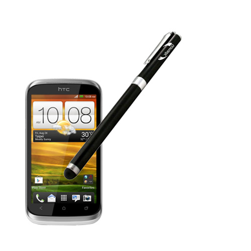 HTC Desire V compatible Precision Tip Capacitive Stylus with Ink Pen