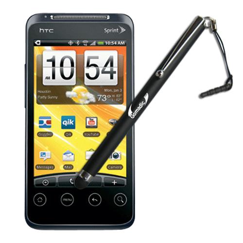 HTC Evo Shift 4G compatible Precision Tip Capacitive Stylus Pen