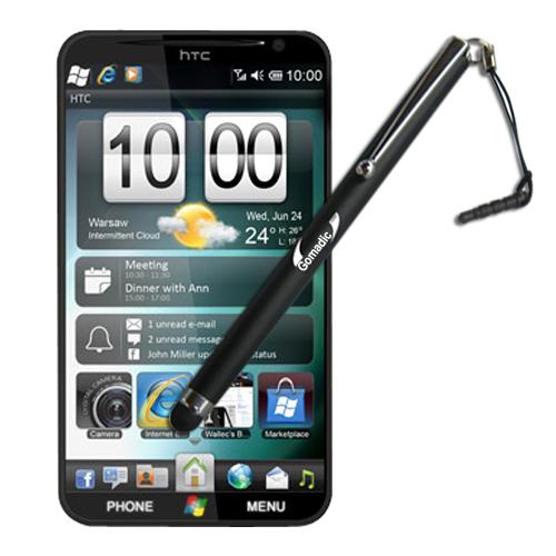 HTC HD3 compatible Precision Tip Capacitive Stylus Pen