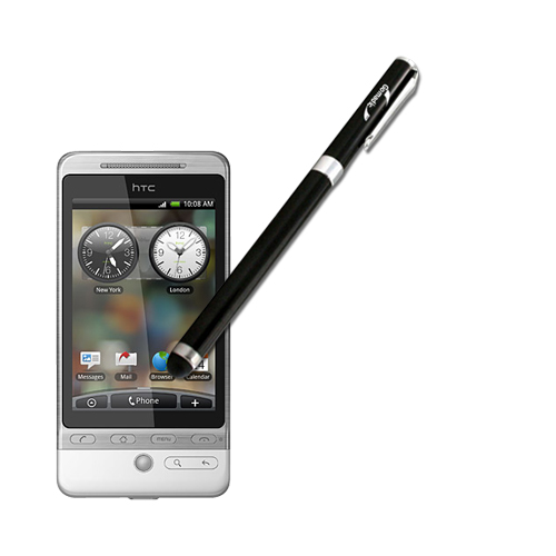 HTC Hero S compatible Precision Tip Capacitive Stylus with Ink Pen