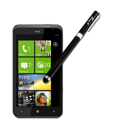 HTC Titan compatible Precision Tip Capacitive Stylus with Ink Pen