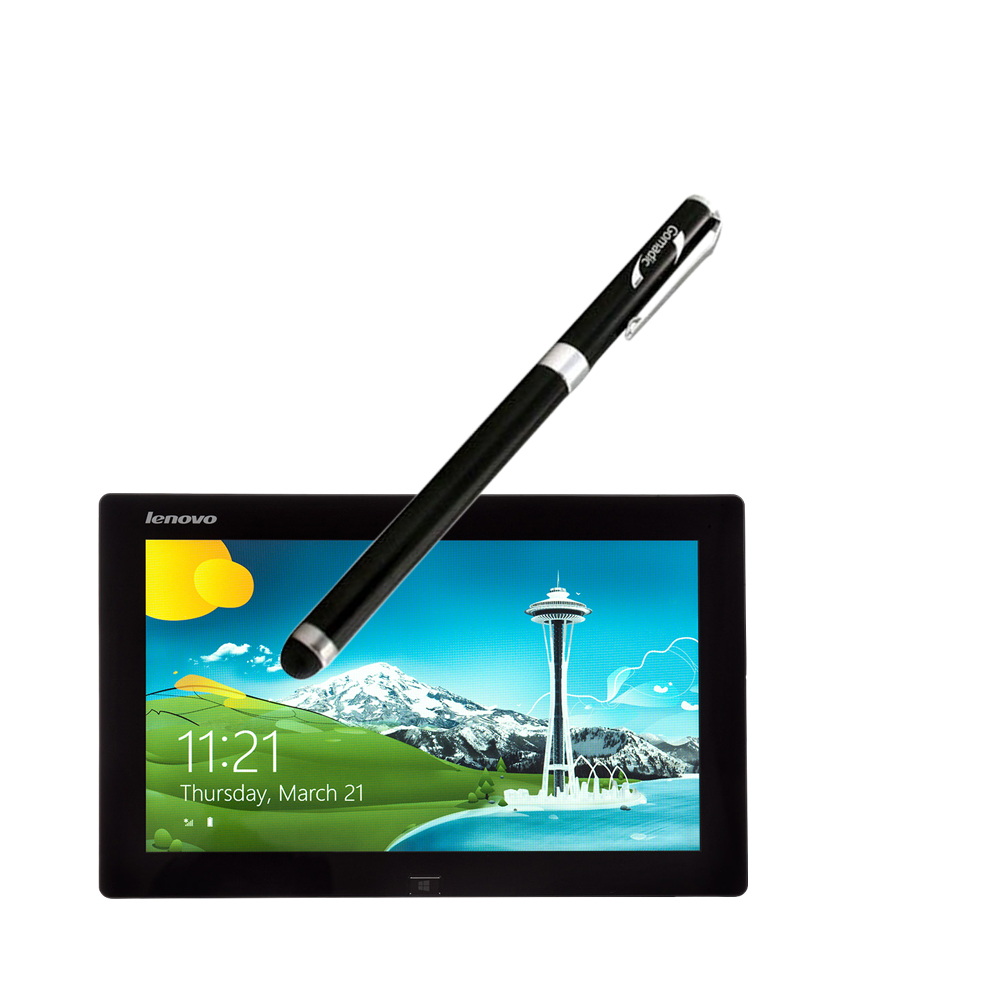 Lenovo IdeaTab Lynx compatible Precision Tip Capacitive Stylus with Ink Pen
