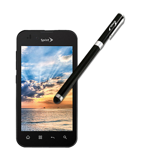 LG Marquee compatible Precision Tip Capacitive Stylus with Ink Pen