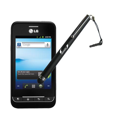 LG Optimus 2 compatible Precision Tip Capacitive Stylus Pen