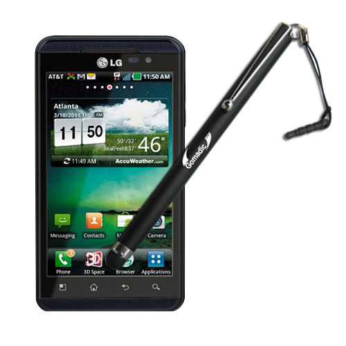 LG Thrill 4G compatible Precision Tip Capacitive Stylus Pen